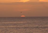 Sonnenuntergang auf Gomera