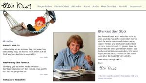 Homepage von Ellis Kaut